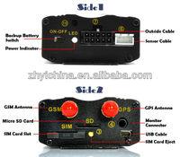 диапазона квада GSM в режиме реального времени система GPS слежения браслет устройство tk103a в сир с СД карты, юсб и кабель имэи