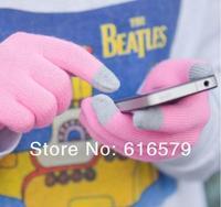 8 шт. из тёплый зима сенсорный экран перчатки для iPhone / для iPad и другой касание высокочувствительный цифровой продукты