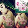 хна водонепроницаемый бесплатная доставка тату наклейки-водонепроницаемый наклейка красоты дизайн макияж временные selfdom ангельским секс продукты