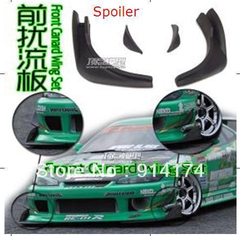 YUKALA 1/10 RC Car accessories 1/10 RC drift car wing set series ...