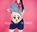 no191 пара наклейки для для беременных гравида фото фотографии реквизит инструменты тату макияж прямая поставка оптовая продажа
