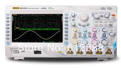 MSO4022 Digital Oscilloscope 200MHz 2 16 digital c...