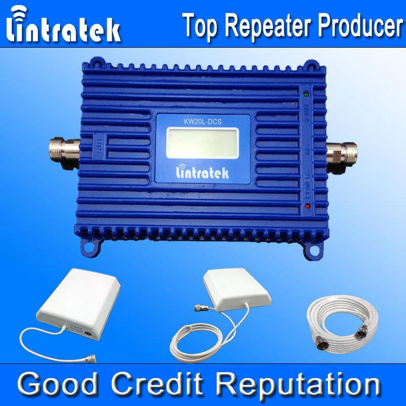 Signal Boost 1800mhz Repetidor Mobile Signal Ampli...