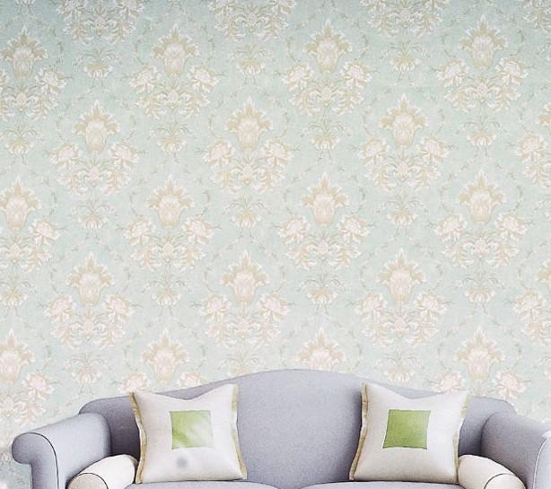 3D vintage wall paper wallpaper papel de parede fl...