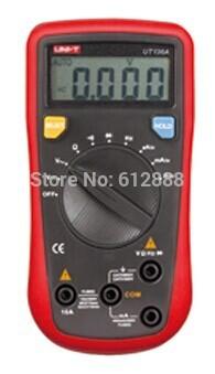 UT136A Professional Handheld Electric Digital Mult...