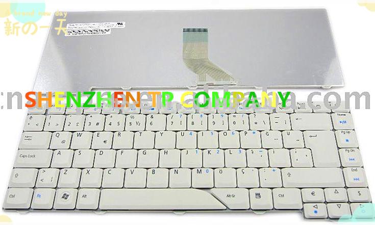 Brand New Turkish keyboard  ForAcer Aspire4520 471...