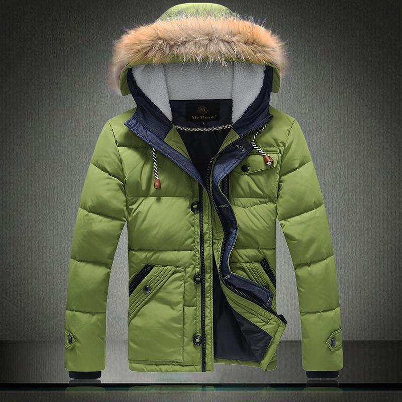 2014 new men\'s casual fashion jacket Korean men\'s ...