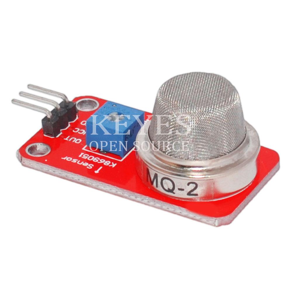 Free shipping! MQ-2 smoke gas sensor module liquef...