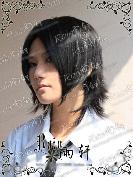 горячая! новый корона грешника инори yuzuriha фиолетовый микс косплей парик 80 см волнистые гарантировано 100% подлинный дизайнер парики