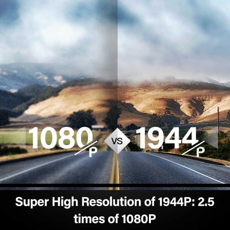 70mai Dash Cam Pro Thông Minh Ô Tô Đầu Ghi Hình Camera 1944P GPS ADAS Tốc Độ Tọa Độ Quan Sát Ban Đêm WiFi DVR Điều Khiển Bằng Giọng Nói 24H Bãi Đậu Xe Màn Hình
