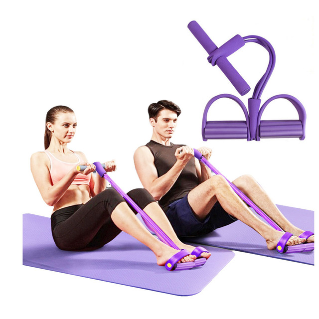 Fitness Tension Rope 1