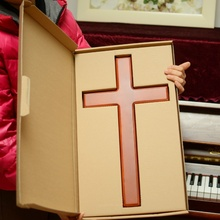 Wysokiej jakości litego drewna krzyż do montażu na ścianie jezus chrystus krzyż kościół dostarcza domu urządzone katolików ponadgabarytowych 46 cm wysokie