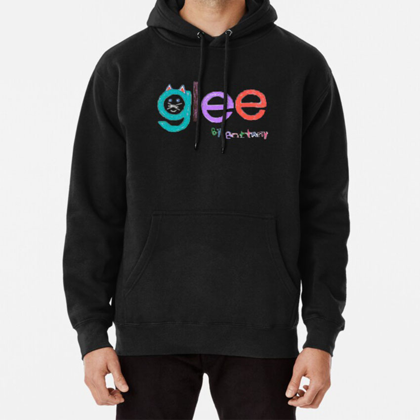 Glee By Brittany Hoodie Brittany Pierce Glee Brittany S Pierce Brittana Tv Comedy