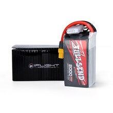 IFlight FULLSEND 4S 2000mAh 120C 14,8 V Lipo батарея с разъемом XT60 для FPV части