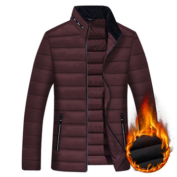 New Down Jacket Men Jackets Parka Men Quality Autumn Winter Warm Outwear Brand Slim Mens Coats Casual Windbreak Jackets Men Warm 7