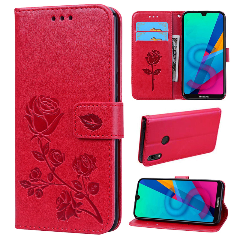 Printed <font><b>3D</b></font> Flower Leather Case for <font><b>Samsung</b></font> Galaxy <font><b>J7</b></font> Prime 2 Max Duo Star A51 A71 Mega Duos S2 Plus S3 Neo Flip Wallet Cover image