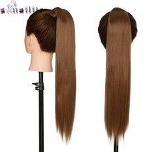 S-noilite США, женские длинные прямые волосы на шнурке для наращивания, накладные волосы, разные цвета, натуральные синтетические волосы