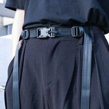 SILENTSTORM magnetic closure belt tactical belt nylon