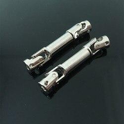 Habour star 1/24 Mini samochodów wspinaczkowy 2098B akcesoria ulepszenia metalowy wał napędowy w Samochody RC od Zabawki i hobby na