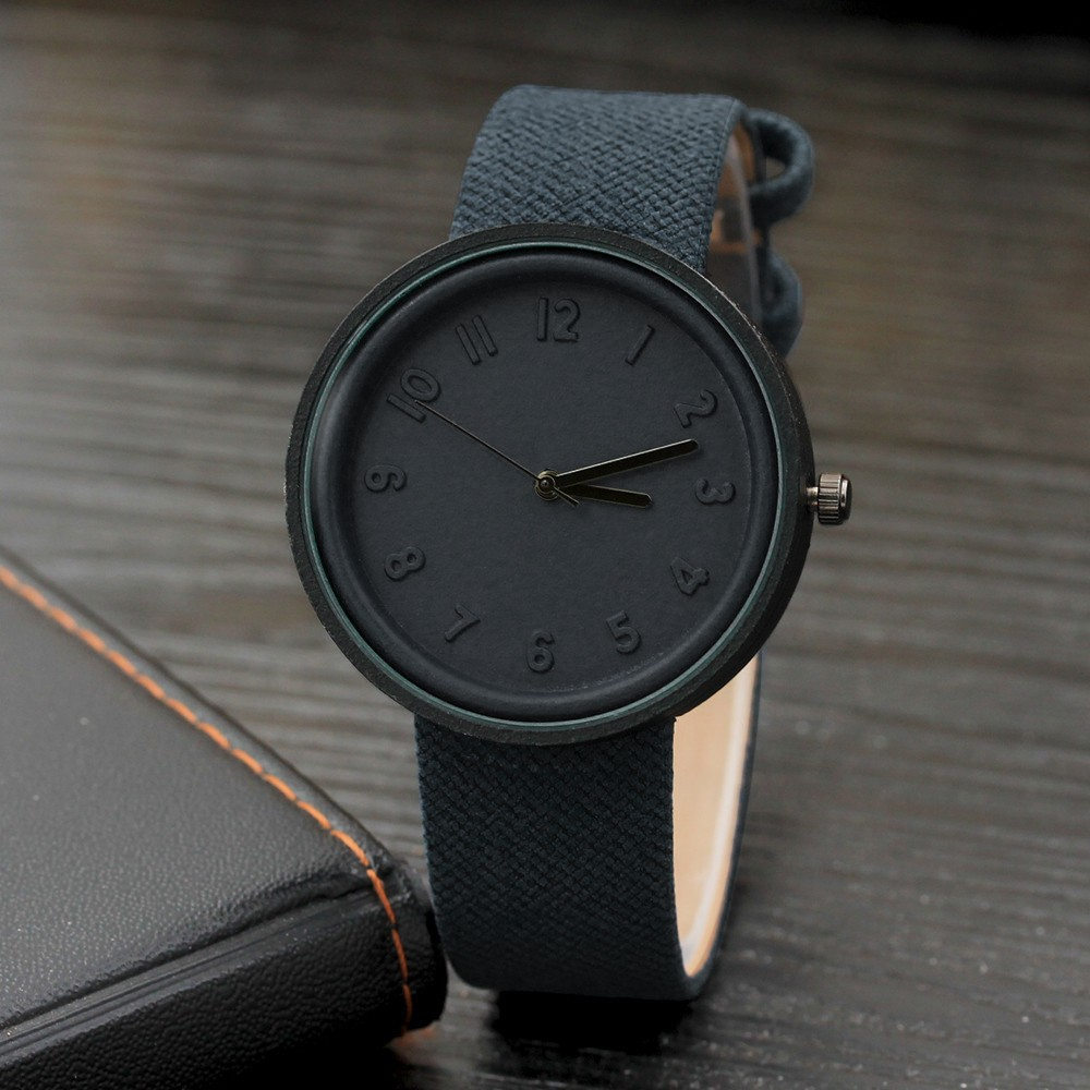 2020 Healthy Kids Girl Women Watches Unisex Simple Fashion Number Watches Quartz Canvas Belt Wrist Watch Ladies Relogio Feminino
