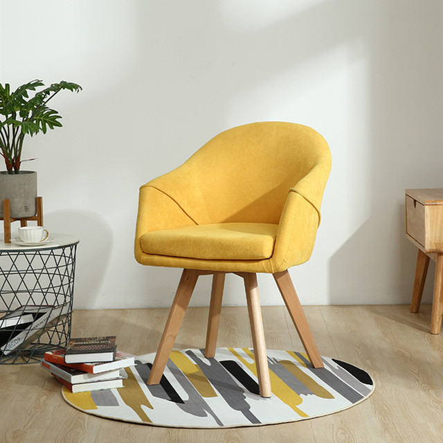 Nordic Living Room Lounge Chair  2