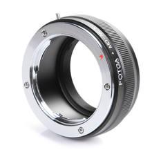 Anel de montagem adaptador fotga para lente minolta md para sony e-mount nex7 nex5 nex5n nex3 nexvg10 nexc3