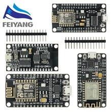 Беспроводной модуль CH340/CP2102/CH9102X NodeMcu V3 V2 V2.1 Lua WI-FI Интернет вещей Совет по развитию на основе ESP8266 ESP-12E/F