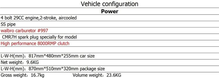 1:5 бензин RC багги для Baja 5b ss KSRC001+ 2,4 ГГц радио+ RTR