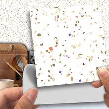 Funlife®Белый мозаичные стены Стикеры декоративная самоклеющаяся
