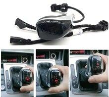 DSG AT LED 동기화 전자 디스플레이 기어 시프트 노브 시프트 레버 핸드볼 골프 6 Jetta MK5 MK6 Tiguan Polo