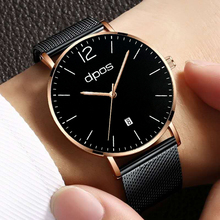 Simple Men Watch New Trend Fashion Casual Luxury Waterproof Men Sports Wrist Watch For Men Quartz Wristwatch Relogio Masculino sekaro 2806 switzerland watches men luxury brand 2018 new genuine quartz watch men s fashion trend waterproof casual simple