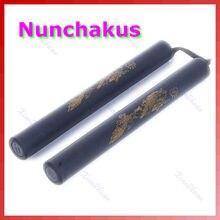 Оружие Nunchucks Мягкая Пена Дракон Мягкий Обучение Nunchuck боевое искусство игрушка Q84C