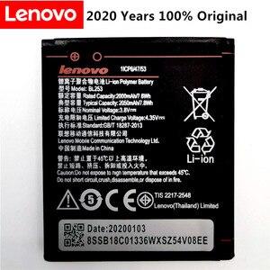 2020 Новая Большая емкость 2050mAh BL253 батарея для Lenovo A2010 Bateria A 2010 / BL 253 BL-253 A1000 A1000m A 1000 мобильный телефон