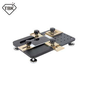 Image 2 - Universal phone LCD OCA Laminate Fixed mold Replace LCD UV Glue Mold Mould Glass Holder for iPhone Samsung