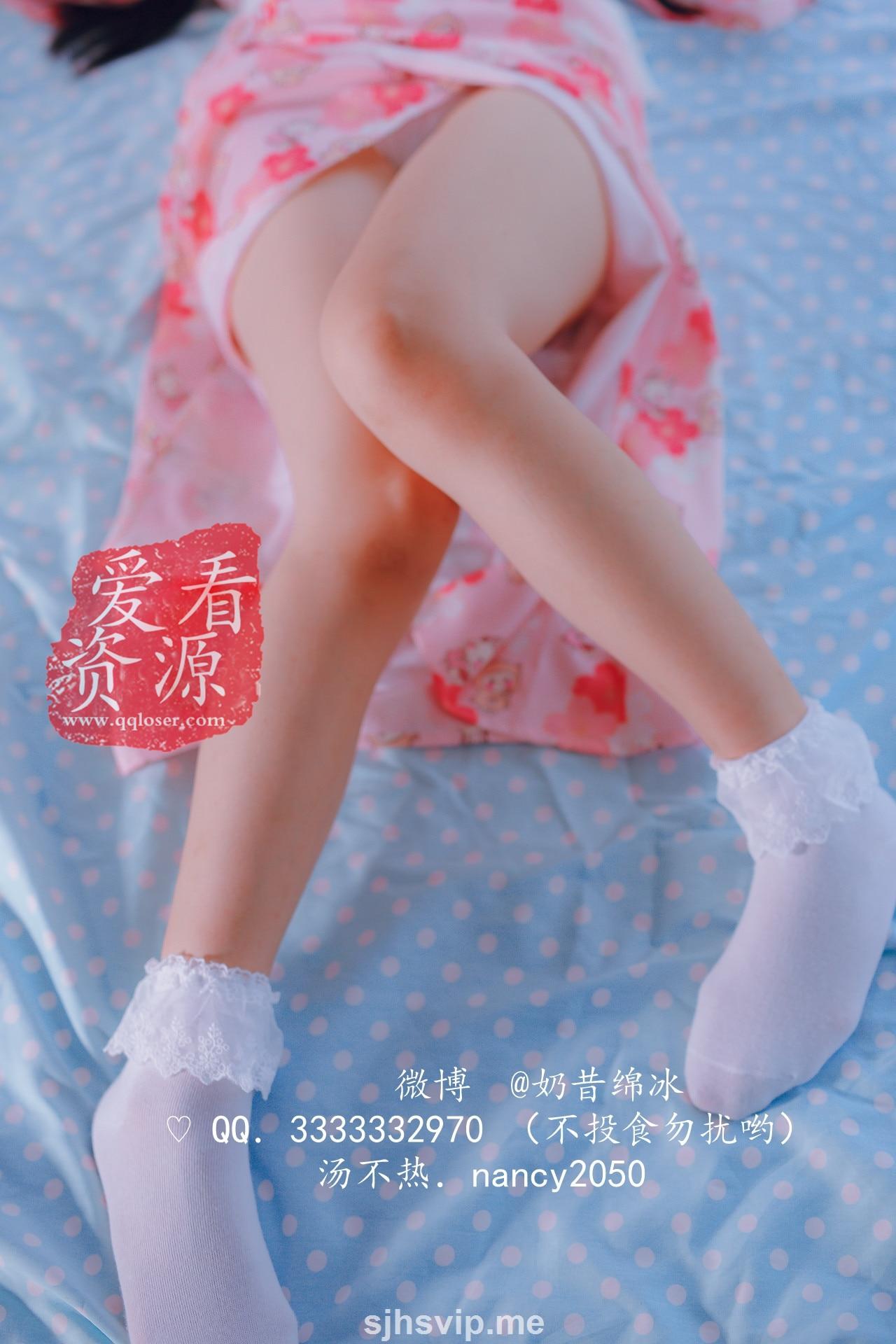 PR社区红人@喵呜少女下限少女cosplay定国花萝[6套/276M]