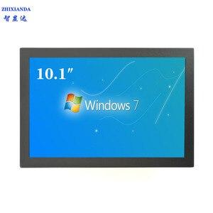 ZHIXIANDA haute qualité 10.1 pouces FHD 1080P boîtier en métal avec HDMI VGA USB AV entrée cadre ouvert moniteur industriel