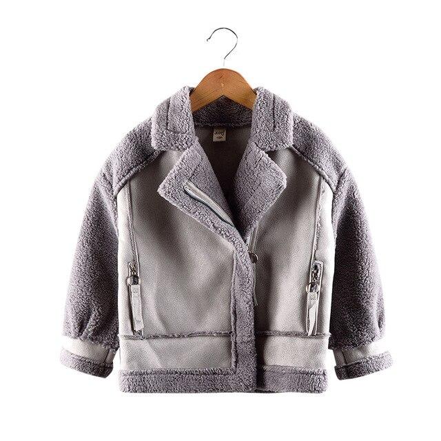 Coats Jackets Suede Fleece...