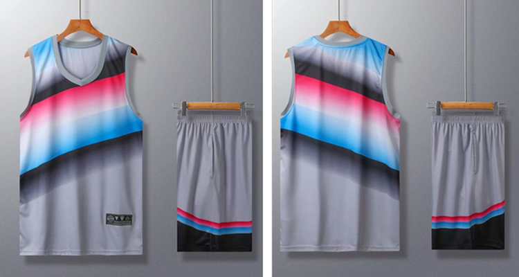 uniformes de basquete roupas esportivas terno de
