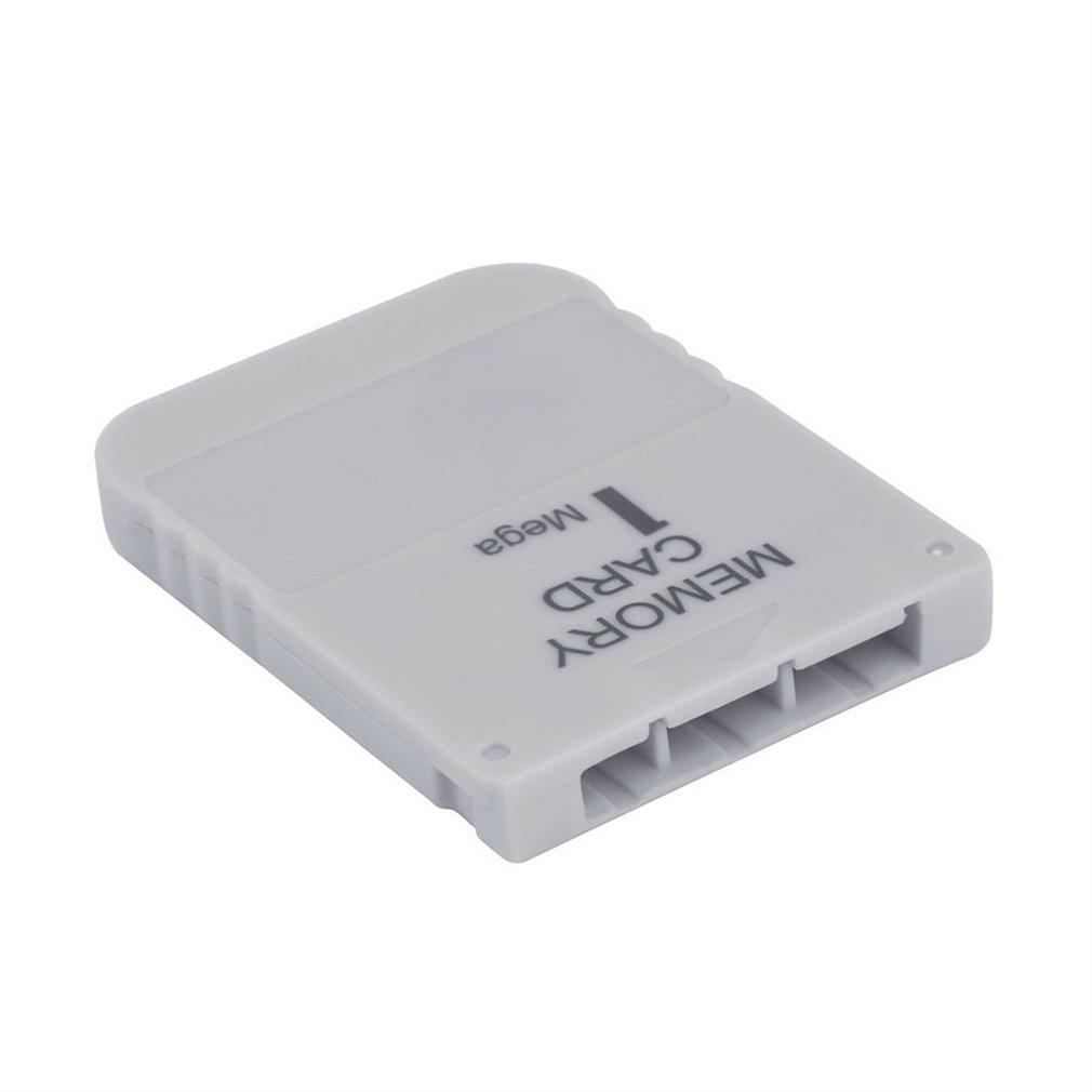 PS1 1MB Memory Card Micro Card MINI Portable Game Storage Card Machine Dedicated Memory Card Storage Tool