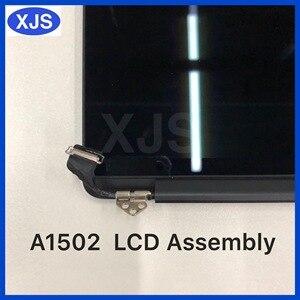 """Image 5 - Para macbook pro retina 13 """"a1502 2013 2014, teste completo 100% trabalhando original novo a1502 led lcd conjunto de exibição inteira"""
