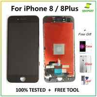 LCD Screen For iPhone 8 iPhone 8 Plus LCD Display Touch Screen Digitizer Assembly Replacement For iPhone8 iphone 8plus LCD