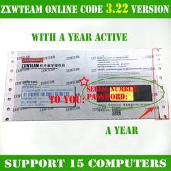 Original ZXWTEAM ZXWSOFT zxw outil 3.22 logiciel téléphone Mobile réparation dessin 1 an (pas d'expédition, temps d'attente, livraison en ligne)