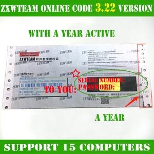 Image 1 - الأصلي ZXWTEAM ZXWSOFT zxw أداة 3.22 البرمجيات إصلاح الهاتف المحمول الرسم 1 سنة (لا الشحن ، وقت الانتظار ، والتسليم عبر الإنترنت)