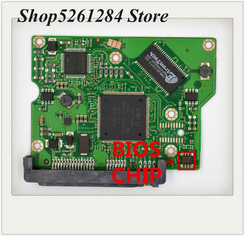 ST2000DM001 ST500DM002 HDD PCB hard drive circuit board No. 100687658 REV C