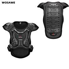 Защитный жилет wosawe для взрослых eva + pe нагрудная защита
