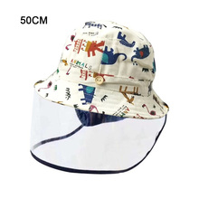 2 In 1 Children Hat Multifunctional Anti  Dust Mask Dust Cover Full Face Eyes Protect Mask Sun Protection Hat F f pilkington alas fair face