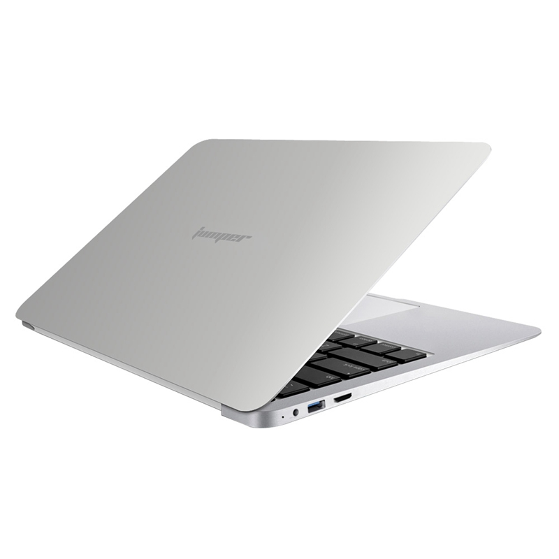 Jumper EZbook 2 Windows 10 Laptop Intel 4GB RAM 64GB Quad Core 14.1 Inch Slim Ultrabook,Lightweight Notebook Portable