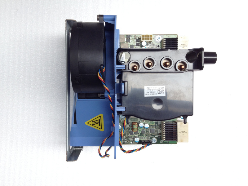 para original licenciado dell t7500 placa de expansao t5500 segundo cpu placa memoria h236f u414f