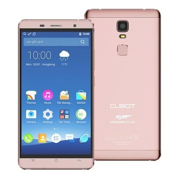 "CUBOT CHEETAH SmartPhone 3GB RAM 32GB ROM 5.5"" 4G LTE MTK6753 Octa Core Android 6.0 3050MAH 13.0MP Touch ID OTG Mobile Phone"