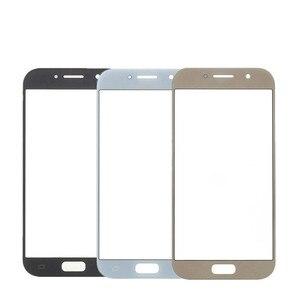 Image 5 - 100% اختبار LCD لسامسونج غالاكسي A5 2017 A520 A520F SM A520F شاشة تعمل باللمس محول الأرقام استبدال أجزاء أدوات مجانية